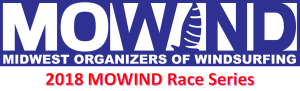 2018 Mowind trophy sticker