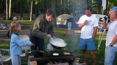 Higgins pancake breakfast